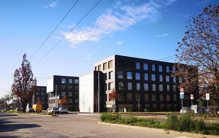 West Park Genève – bâtiment B
